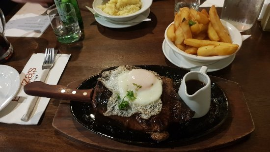 Pukekohe, نيوزيلندا: Bazza's Steakhouse
