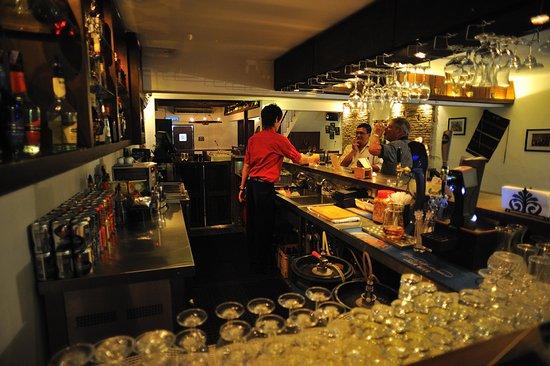 Vintage Bulgaria Restaurant & Bar: Bar