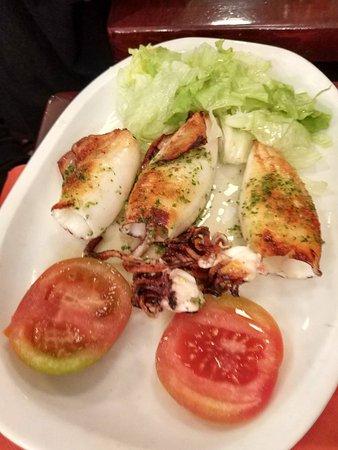La Bombeta : Grilled Seafood