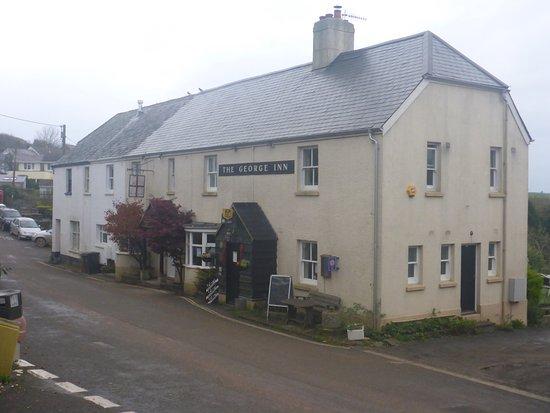 The George Inn, Blackawton: The George Inn Blackawton