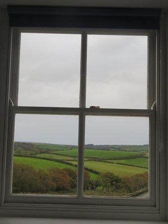 The George Inn, Blackawton: Framed View
