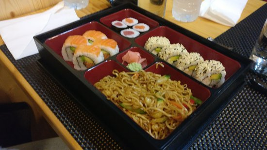 restaurante my sushi en gij n con cocina japonesa