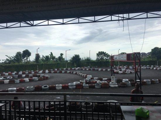 Blahbatuh, Indonesien: Speed Go-Kart Track