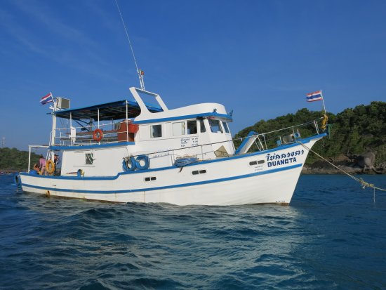 Poseidon Bungalows & Similan Tour