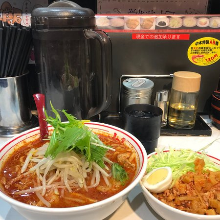 Moko Tanmen Nakamoto Kichijoji照片