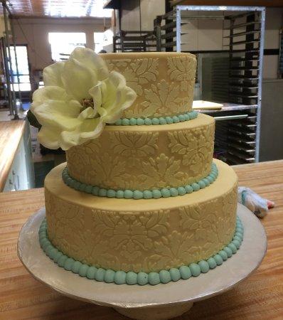 Wedding Cake Westhampton Pastry Richmond Va