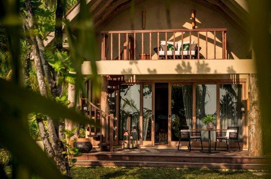 Desroches Island, Seychellen: Sunset Beach Villa