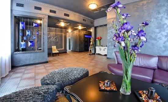 ALFAVITO Hotel Kyiv : Sapphire SPA