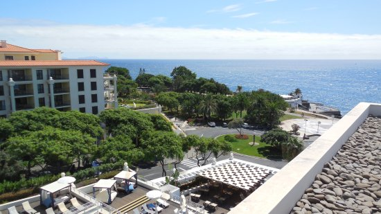Melia Madeira Mare Resort & Spa: Master suite view