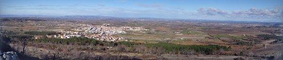 Figueira de Castelo Rodrigo, Portugal: vista
