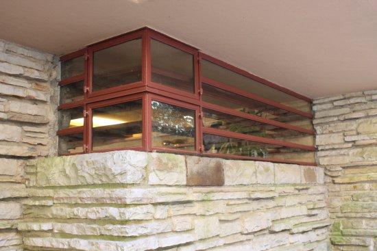 Fallingwater: Exterior Details