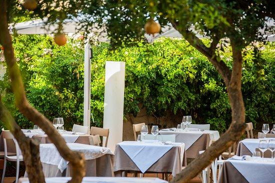 Ristorante Il Giardino Dell 39 Aegusa Favignana Restaurant