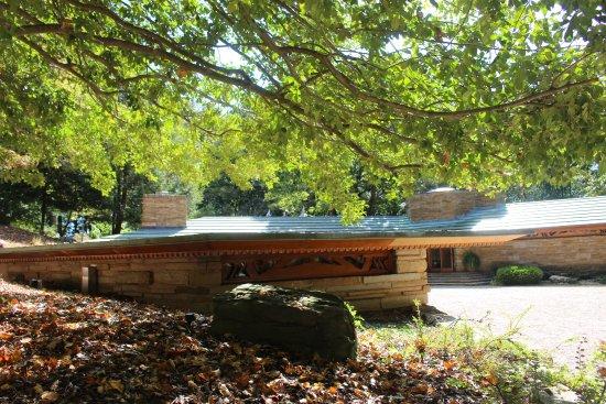 Chalk Hill, PA: Exterior Detail