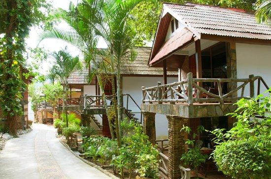 Krabi Mountain View Resort: Bungalows