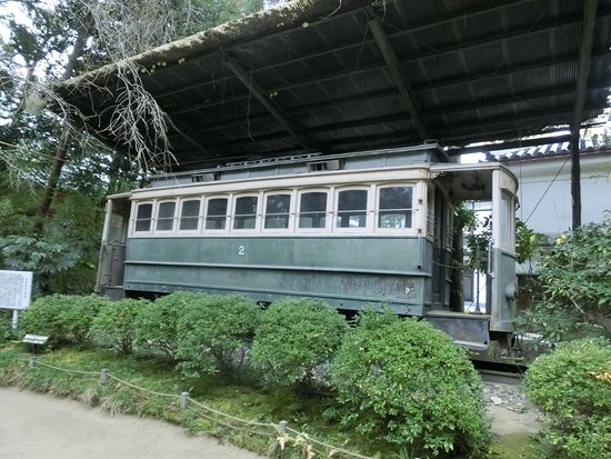 The Oldest Train in Japan