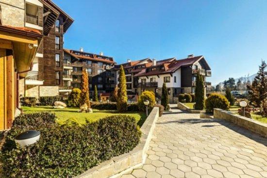 Razlog, بلغاريا: Courtyard