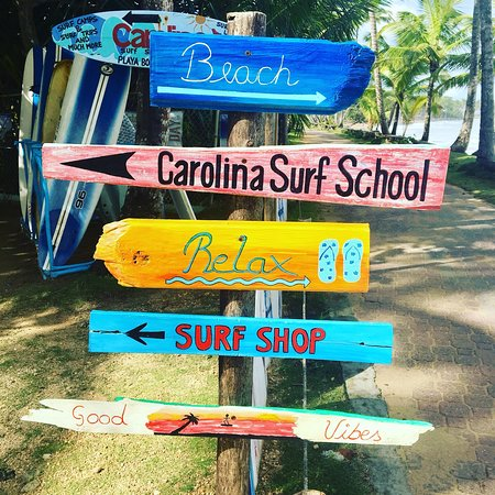 Carolina Surf School