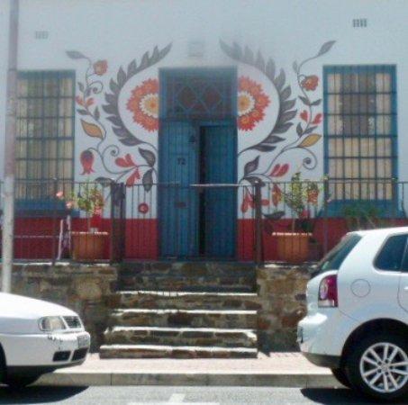Cape Town Central, Afrika Selatan: arabesque