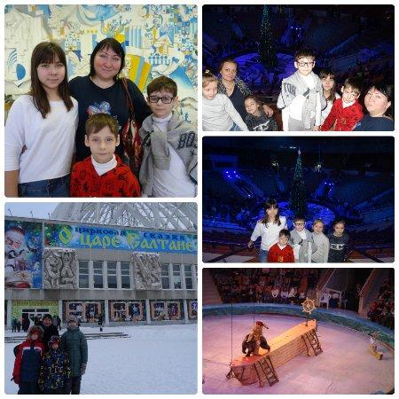 Yekaterinburg State Circus : Новогоднее представление 2017