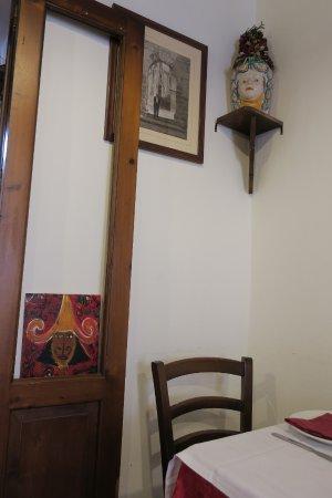Osteria da Mariano: Interior