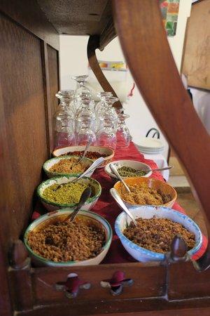 Osteria da Mariano: spices