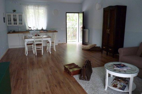 Trezzo Tinella, Italien: Ingresso appartamento