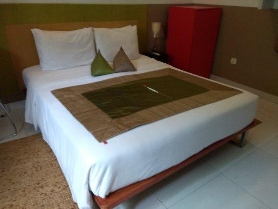 Villa Langka: Bedroom