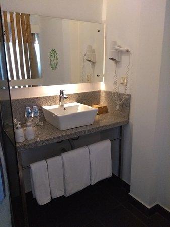 Villa Langka: Bathroom