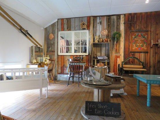 Kaleido bruktbutikk og kafe