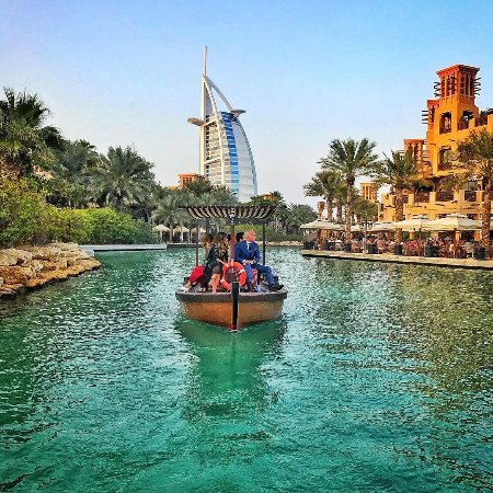 Discover the beauty of Dubai's modern heritage at Madinat Jumeirah