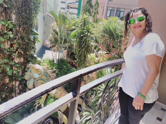GRAND HOTEL GUAYAQUIL, AN ASCEND HOTEL COLLECTION MEMBER: Şehrin ortasonda Orman ortamı