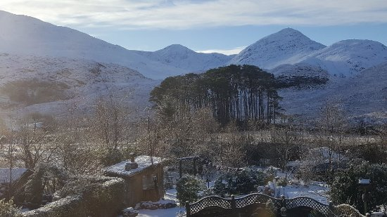 Lochailort, UK: Wonderful winter holiday base for exploring the West Highlands