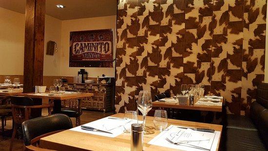 Restaurante parrilla la porte a en madrid con cocina - Parrillas argentinas en madrid ...