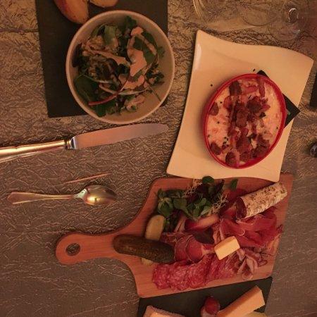 Soirée fromage et vin