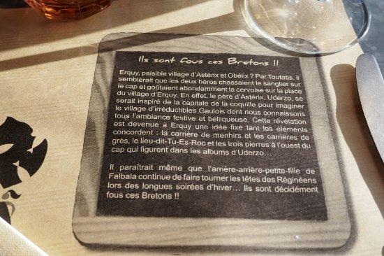 Restaurant la table de jeanne bretonische philosophie offene küche