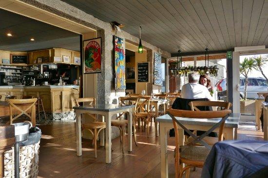 Restaurant la table de jeanne heller gemütlicher wintergarten