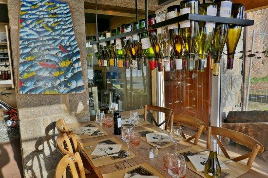 Restaurant la table de jeanne gastraum