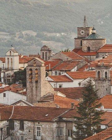 Molise, Italia: Agnone