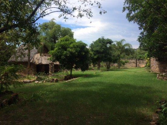 Mpulungu, Zambia: Nkupi Lodge area