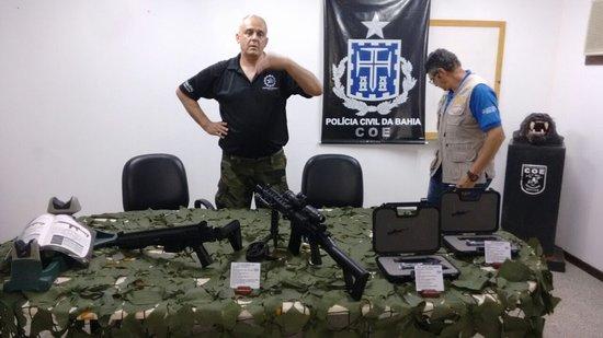 Clube Isa de tiros