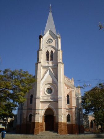 Angatuba, SP: Igreja Matriz