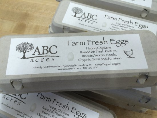 ABC Acres: on-site Farm Stand & Gift Shop.