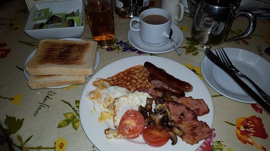 Oakwood Bed and Breakfast Heathrow: 20180131_081013_large.jpg