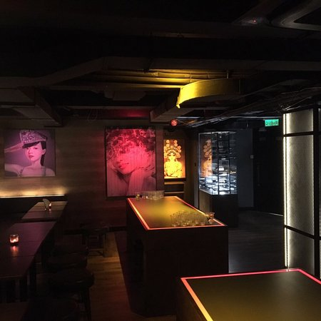 The coolest lounge in Causeway Bay Hong Kong