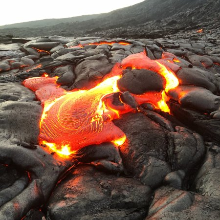 Kalapana, HI: Tour pictures from Aloha Lava Tours