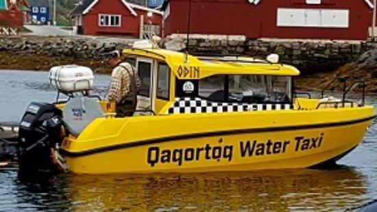 Qaqortoq Water Taxi