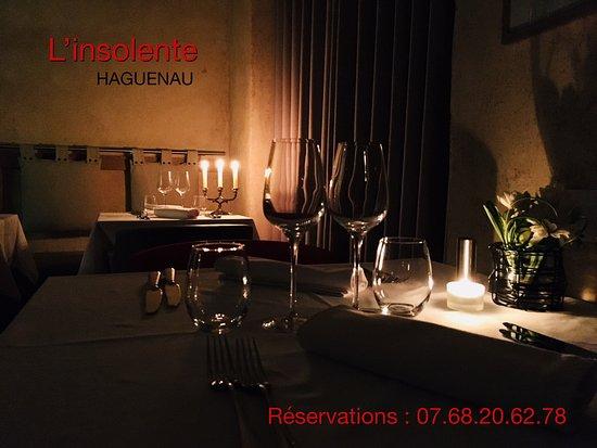 Restaurant l 39 insolente haguenau restaurant bewertungen for Restaurant haguenau