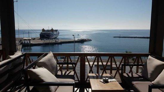 Rafina, اليونان: Oribu Cafe Bar