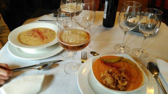 Restaurante el encuentro la alberca restaurant avis for Alberca restaurante