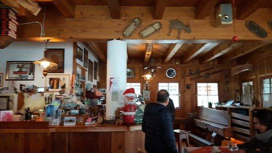 Trattoria al Vecchio Skilift: 20180131_152134_large.jpg